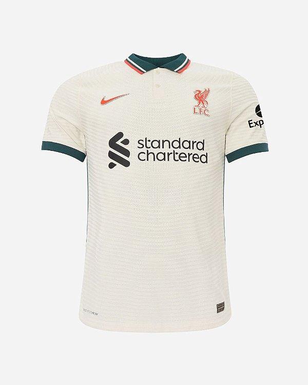 Camisa Liverpool II 2021/22 – Masculina