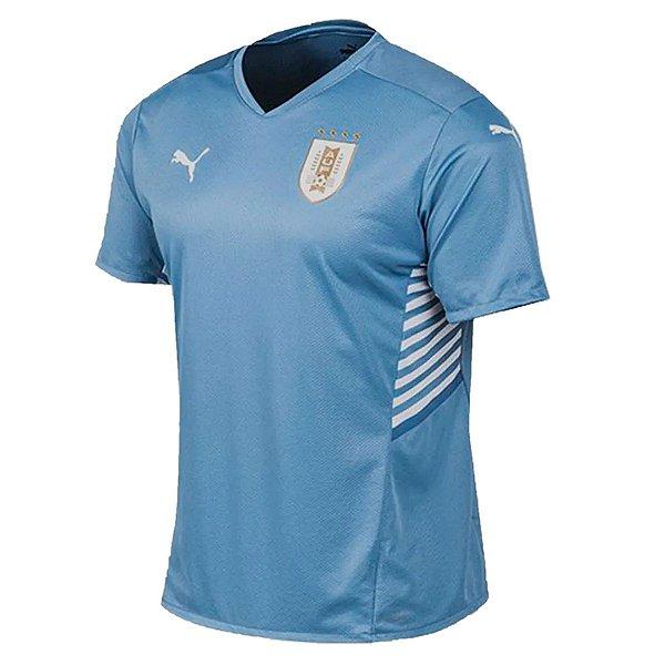 Camisa Uruguai I 2021/22 – Masculina