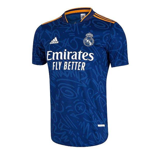 Camisa Real Madrid II 2021/22 – Masculina