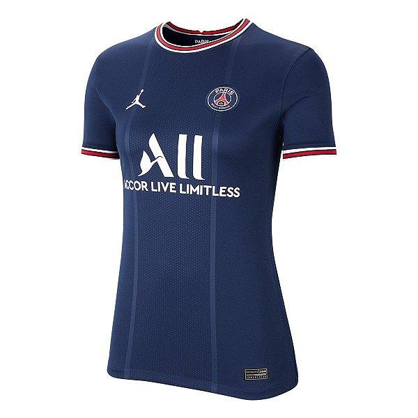 Camisa PSG I 2021/22 - Feminina
