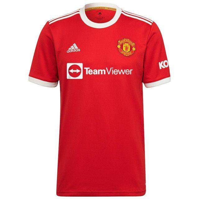 Camisa Manchester United I 2021/22 – Masculina