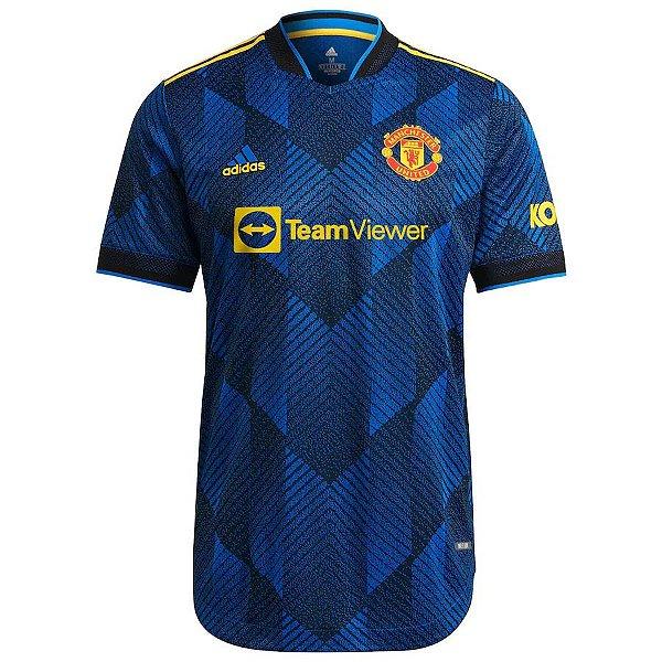Camisa Manchester United III 2021/22 – Masculina