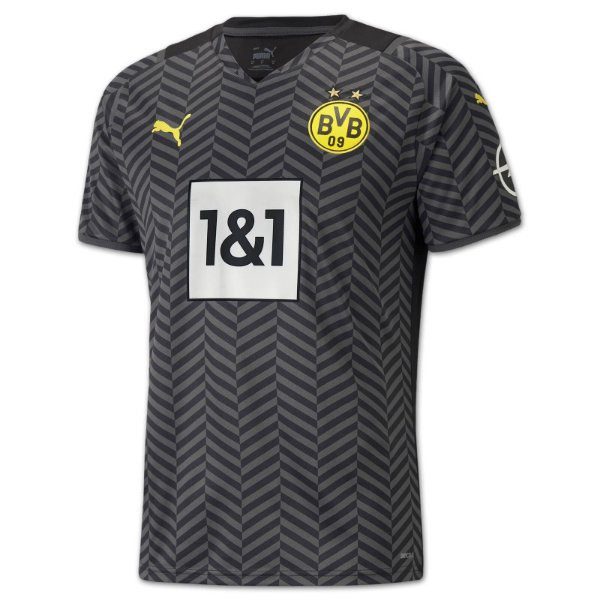 Camisa Borussia Dortmund II 2021/22 – Masculina