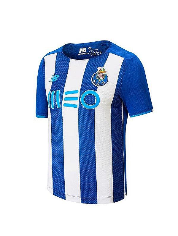 Camisa Porto I 2021/22 – Masculina