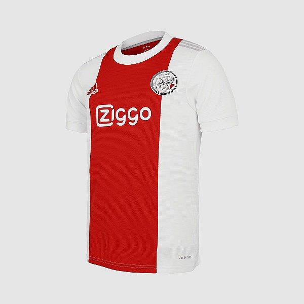 Camisa Ajax I 2021/22 – Masculina