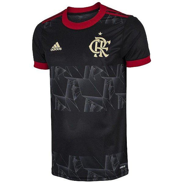Camisa Flamengo III 2021/22 - Masculina