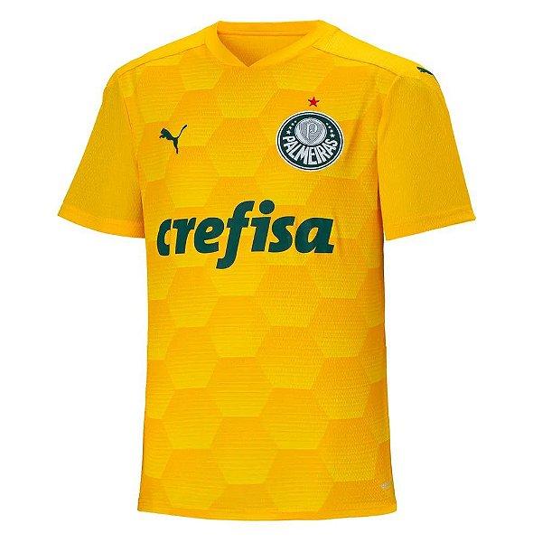 Camisa Palmeiras Goleiro I 2020/21 - Masculina