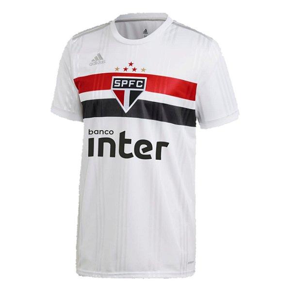 Camisa São Paulo I 2020/21- Masculina