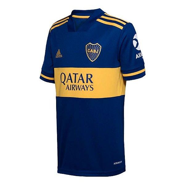 Camisa Boca Juniors I 2020/21 – Masculina