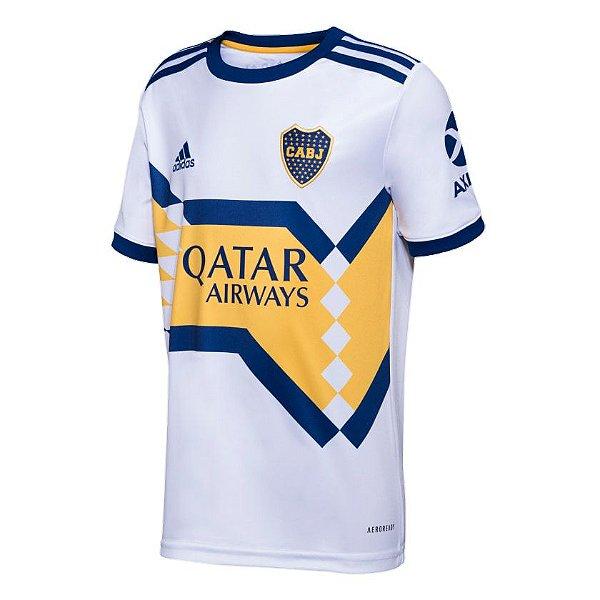 Camisa Boca Juniors II 2020/21 – Masculina
