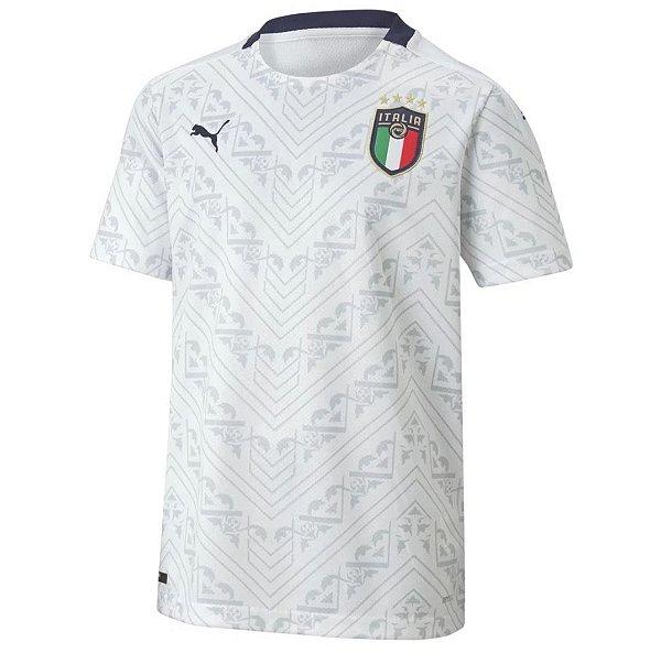 Camisa Itália II 2020/21 – Masculina