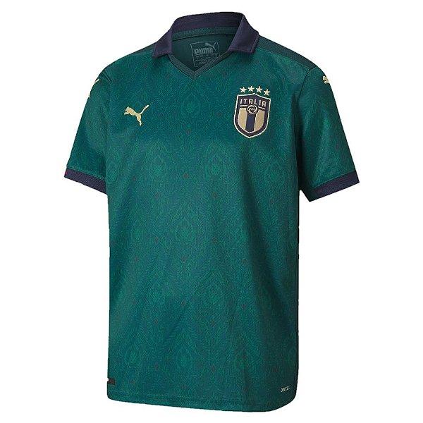 Camisa Itália III 2020/21 – Masculina