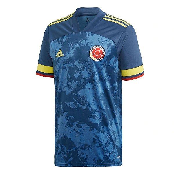 Camisa Colômbia II 2020/21 – Masculina