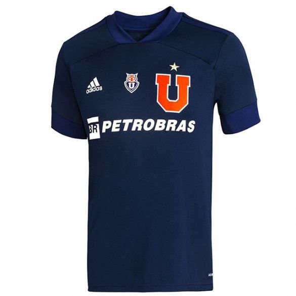 Camisa Universidad de Chile I 2020/21 - Masculina