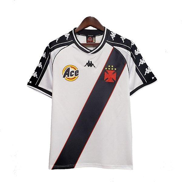 Camisa Vasco Retrô 2000 - Masculina