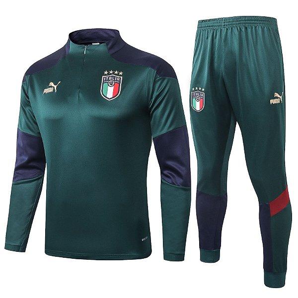 Tracksuit Itália I 2020/21 - Masculino