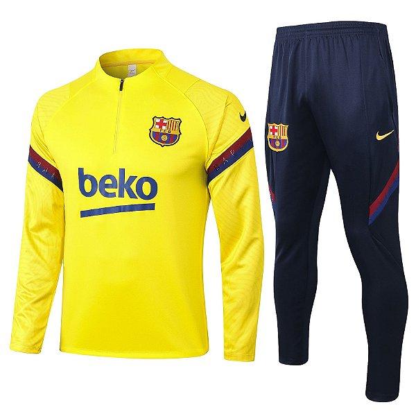 Tracksuit Barcelona I 2020/21 - Masculino