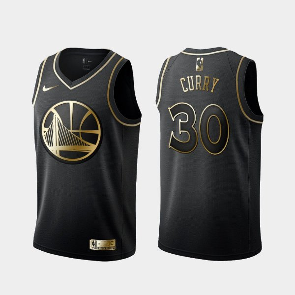 Camisa Warriors 30 Gold Edition - Masculina