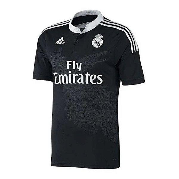 Camisa Real Madrid 2014/15 - Masculina