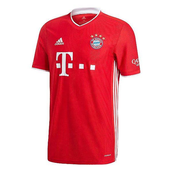 Camisa Bayern de Munique I 2020/21 – Masculina