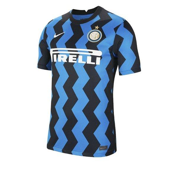 Camisa Inter de Milão I 2020/21 - Masculina