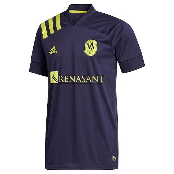 Camisa Nashville SC II 2020/21 - Masculina