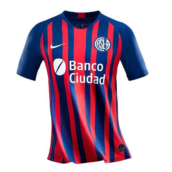 Camisa San Lorenzo I 2020/21 - Masculina