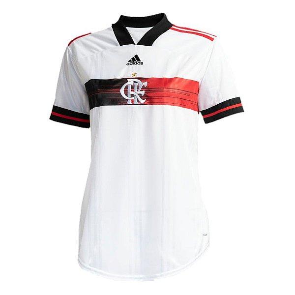 Camisa Flamengo II 2020/21 - Feminina
