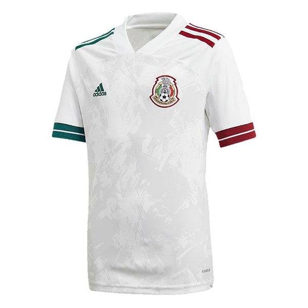 Camisa México II 2020/21 – Masculina