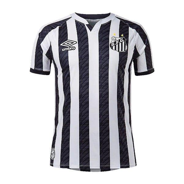 Camisa Santos II 2020/21 - Masculina