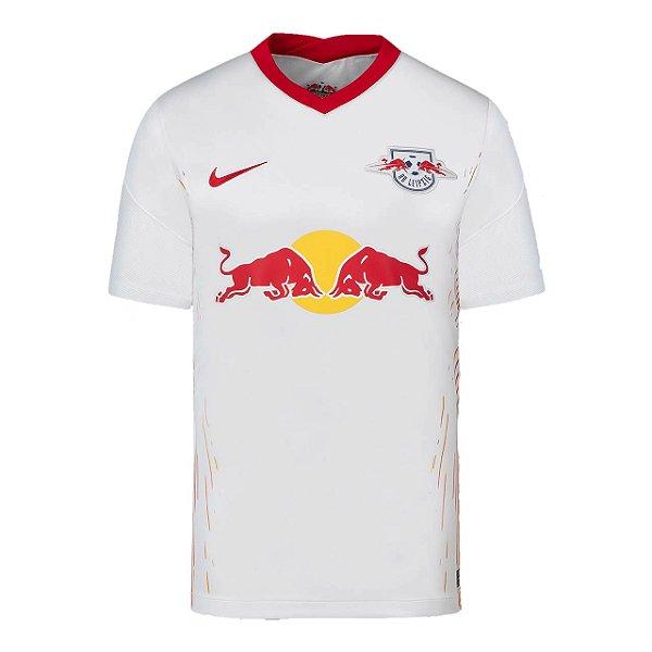 Camisa RB Leipzig I 2020/21 - Masculina