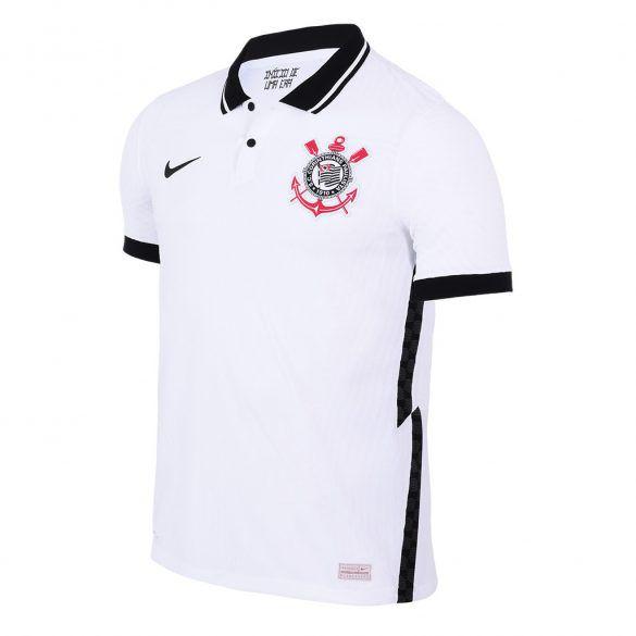 Camisa Corinthians I 2020/21 - Masculina