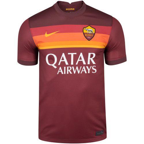 Camisa Roma I 2020/21 - Masculina