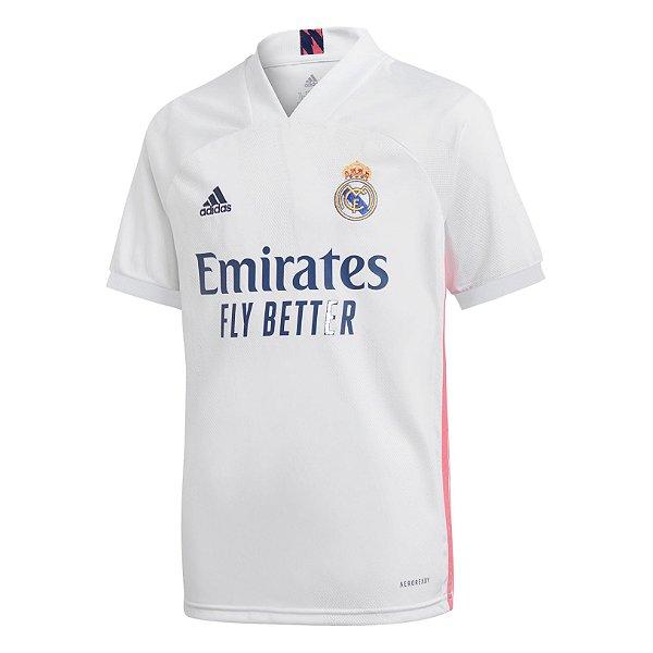 Camisa Real Madrid I 2020/21 – Masculina