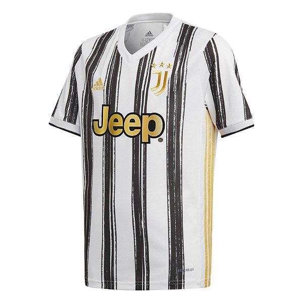Camisa Juventus I 2020/21 - Masculina