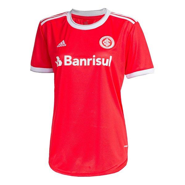 Camisa Internacional I 2020/21 - Feminina