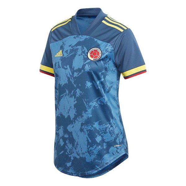 Camisa Colômbia II 2020/21 - Feminina