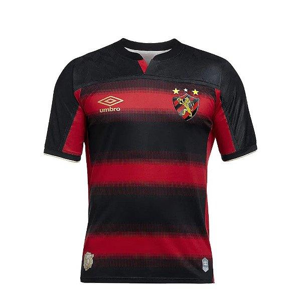 Camisa Sport I 2020/21 - Masculina