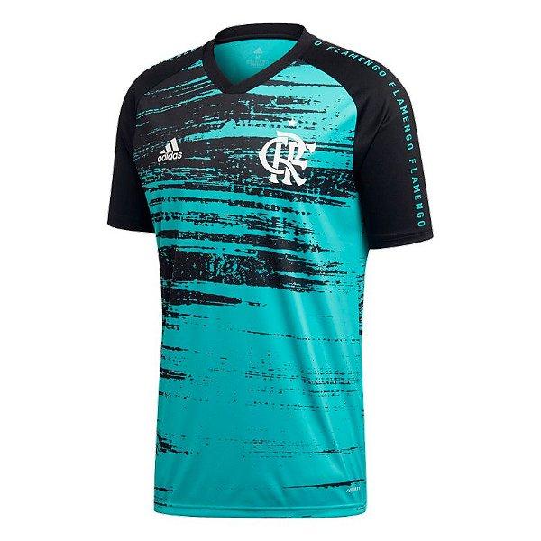 Camisa Flamengo Pré-Jogo 2020/21 - Masculina