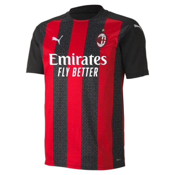 Camisa Milan I 2020/21 – Masculina