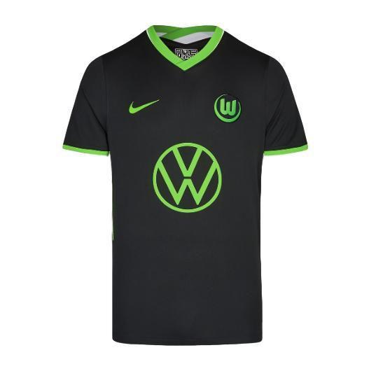 Camisa Wolfsburg II 2020/21 – Masculina