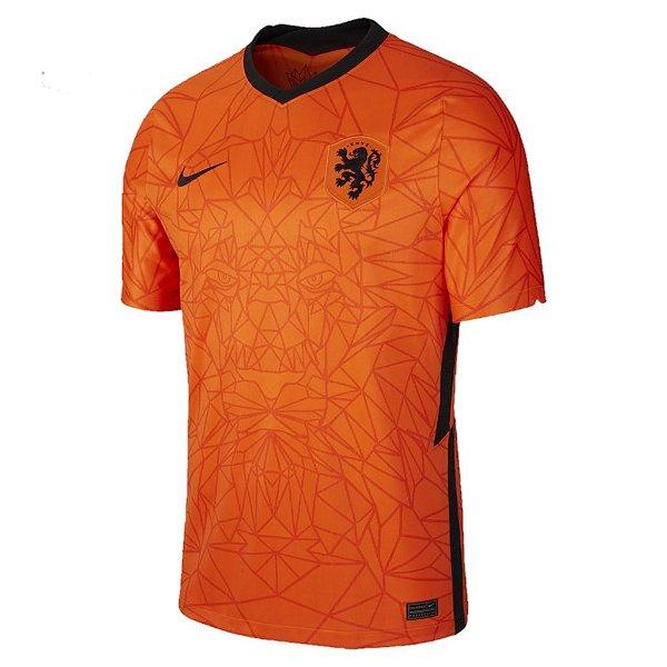 Camisa Holanda I 2020/21 – Masculina