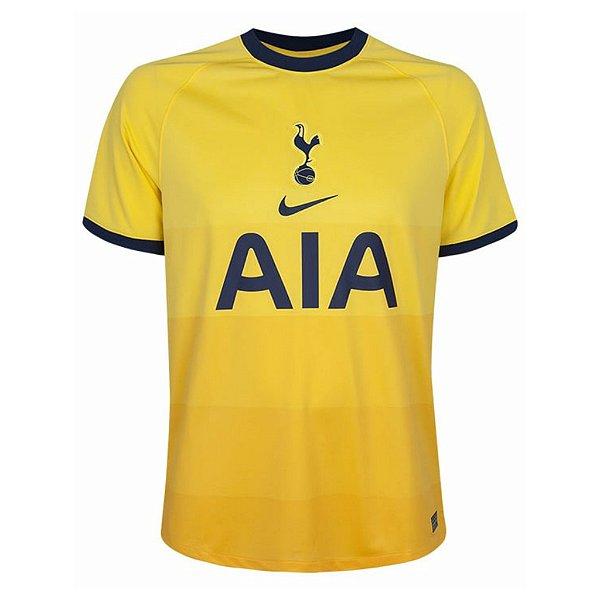 Camisa Tottenham III 2020/21 – Masculina