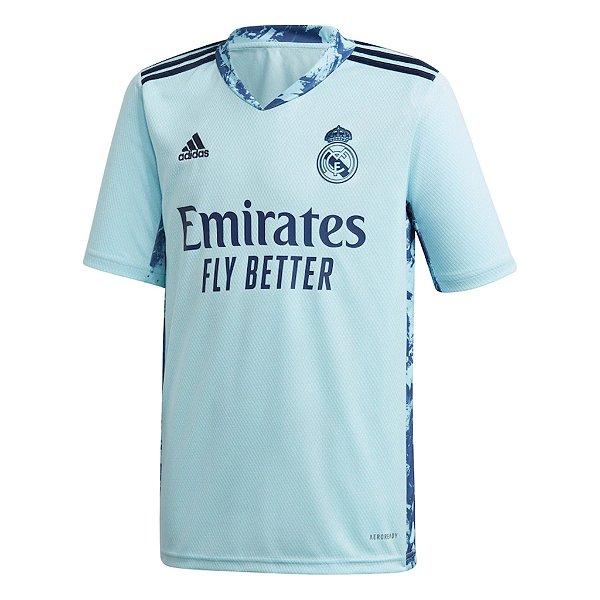 Camisa Real Madrid Goleiro I 2020/21 – Masculina