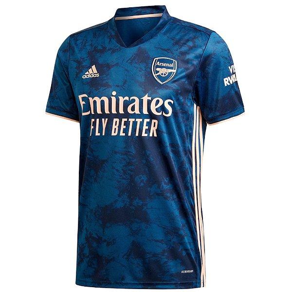 Camisa Arsenal III 2020/21 – Masculina