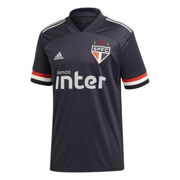Camisa São Paulo III 2020/21- Masculina