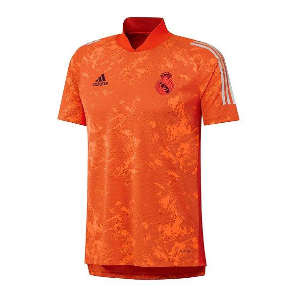Camisa Real Madrid Treino 2020/21 – Masculina