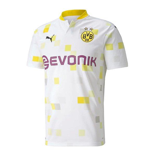 Camisa Borussia Dortmund III 2020/21 – Masculina