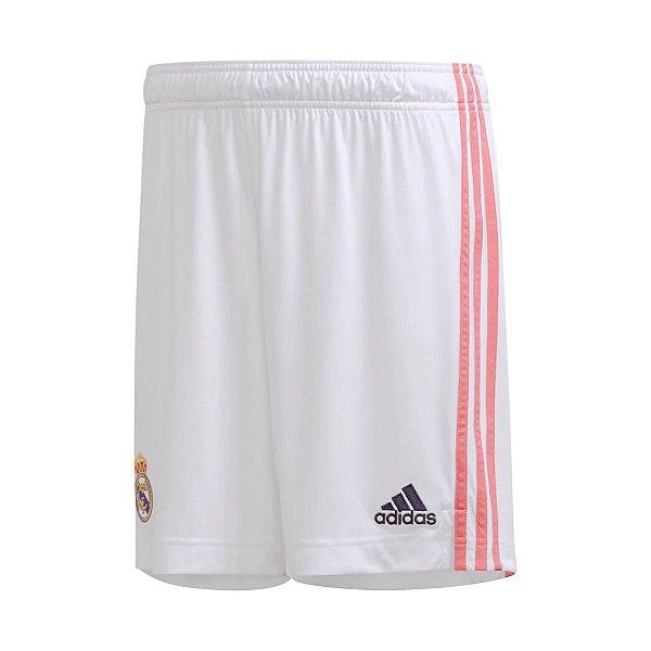 Shorts Real Madrid I 2020/21 – Masculina
