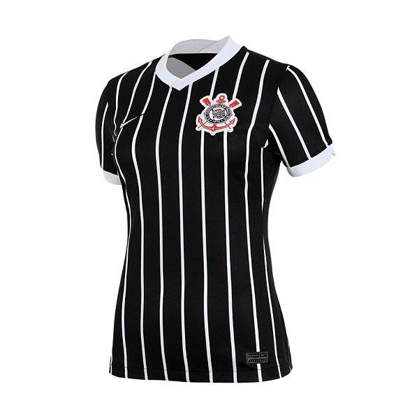 Camisa Corinthians II 2020/21 - Feminina